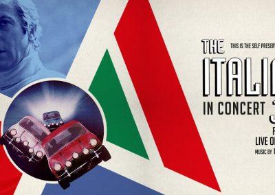 The Italian Job – In Concert
