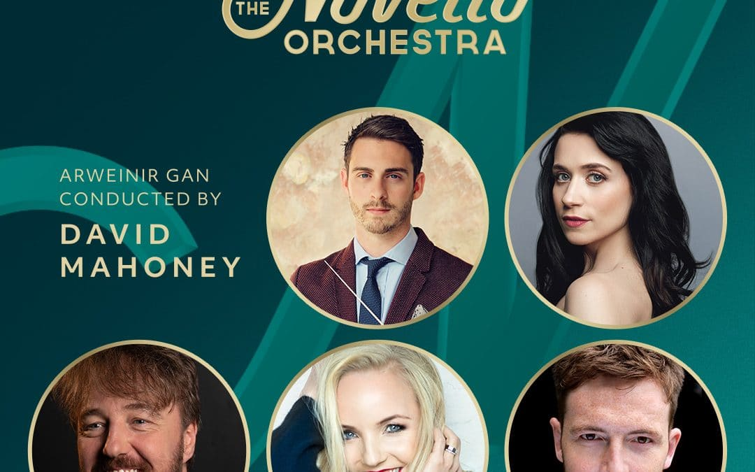 The Novello Orchestra – A Night at the Musicals