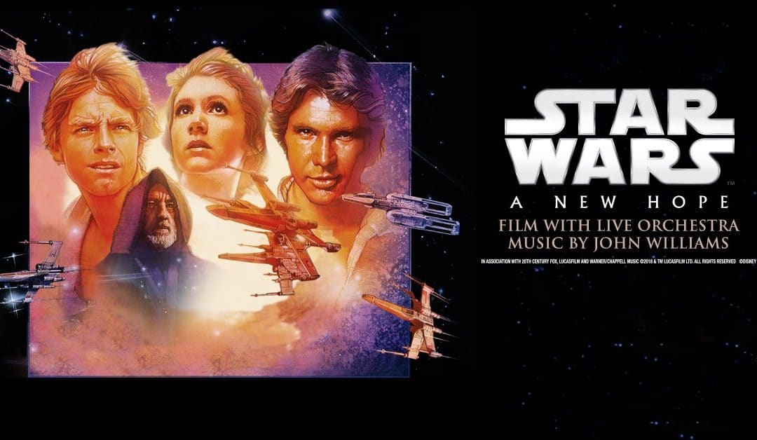 Star Wars: A New Hope – In Concert