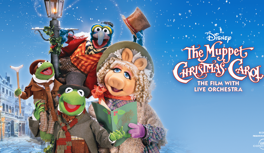 The Muppet Christmas Carol – in Concert
