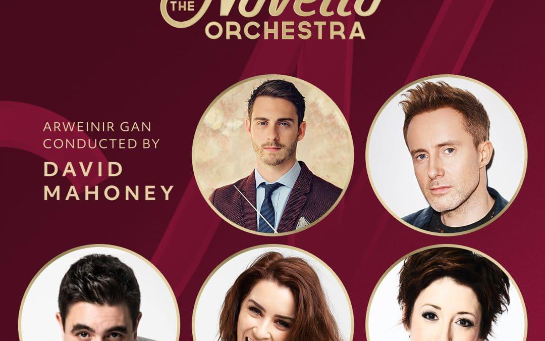The Novello Orchestra – Movie Mixtape
