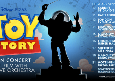 Toy Story – In Concert