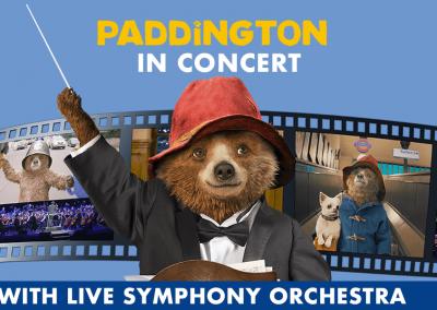Paddington – In Concert